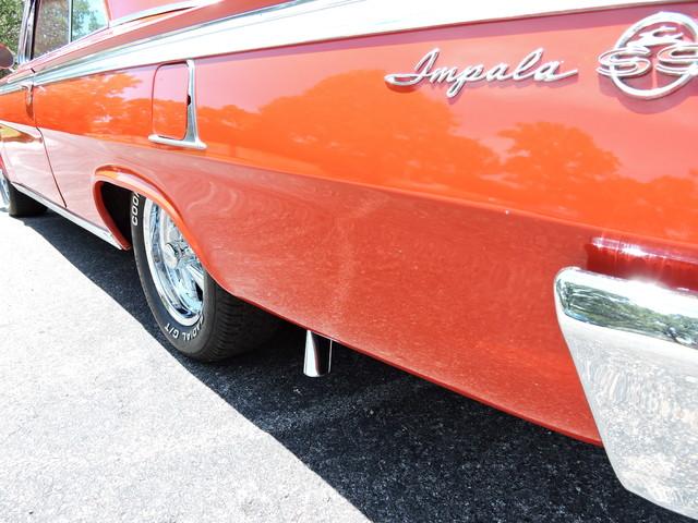 1962 Chevrolet IMAPALA SS SUPER SPORT RedLineMuscleCars.com, Oklahoma 152