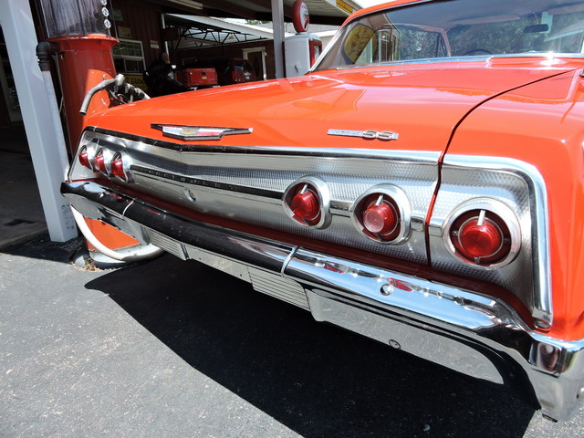 1962 Chevrolet IMAPALA SS SUPER SPORT RedLineMuscleCars.com, Oklahoma 125