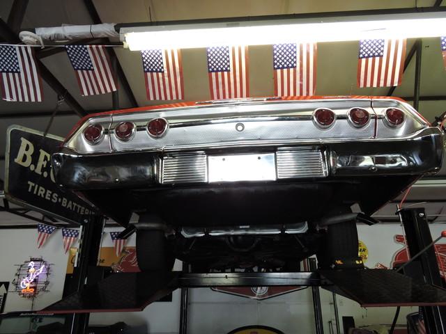 1962 Chevrolet IMAPALA SS SUPER SPORT RedLineMuscleCars.com, Oklahoma 169