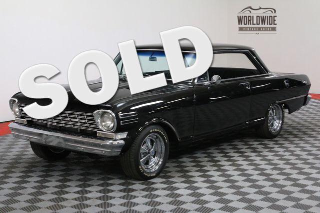 1962 Chevrolet NOVA V8 RESTORED AUTO HARD TOP!   Denver, Colorado   Worldwide Vintage Autos