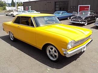1962 Chevrolet Nova -Oregon Showroom Newberg, Oregon
