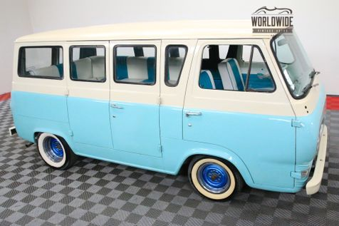 1962 Ford ECONOLINE RARE SEATS 7 INLINE 6 CYL. 3-SPEED MANUAL | Denver, CO | WORLDWIDE VINTAGE AUTOS in Denver, CO