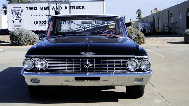 1962 Ford GALAXIE 500 390cu WITH OVERDRIVE TV STAR CAR! Phoenix, Arizona 16