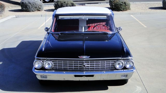 1962 Ford GALAXIE 500 390cu WITH OVERDRIVE TV STAR CAR! Phoenix, Arizona 10