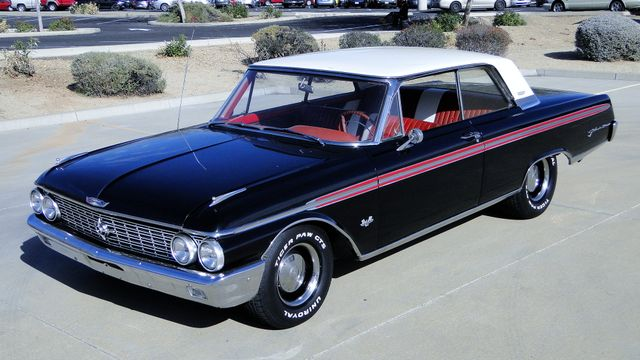 1962 Ford GALAXIE 500 390cu WITH OVERDRIVE TV STAR CAR! Phoenix, Arizona 13