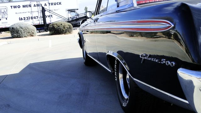 1962 Ford GALAXIE 500 390cu WITH OVERDRIVE TV STAR CAR! Phoenix, Arizona 28