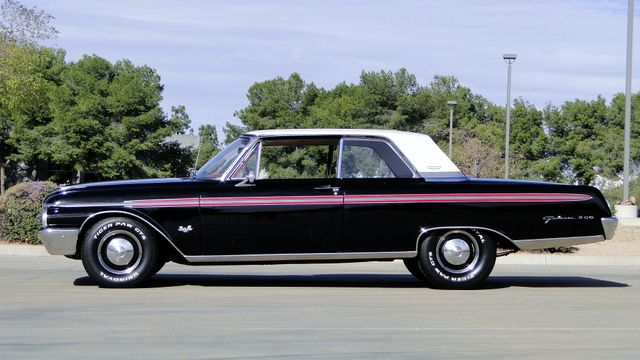 1962 Ford GALAXIE 500 390cu WITH OVERDRIVE TV STAR CAR! Phoenix, Arizona 6
