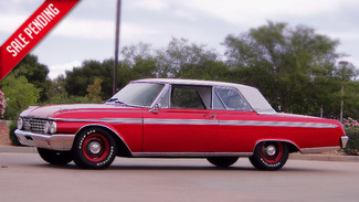 1962 Ford GALAXIE 500 CUSTOM COUPE 351W A/C,DISC BRAKES Phoenix, Arizona