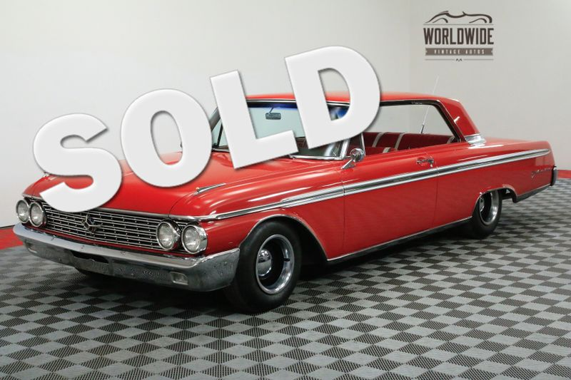 1962 Ford GALAXIE 500  RESTORED. MANY UPGRADES. 352V8 AUTOMATIC | Denver, CO | Worldwide Vintage Autos
