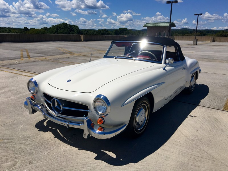 1962 Mercedes-Benz 190SL   in Bethel, Pennsylvania