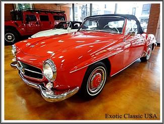 1962 Mercedes-Benz 190SL SL San Diego, California