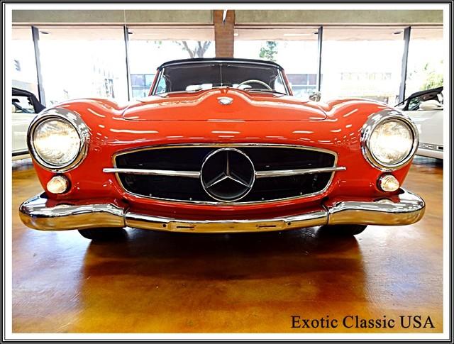 1962 Mercedes-Benz 190SL SL San Diego, California 14