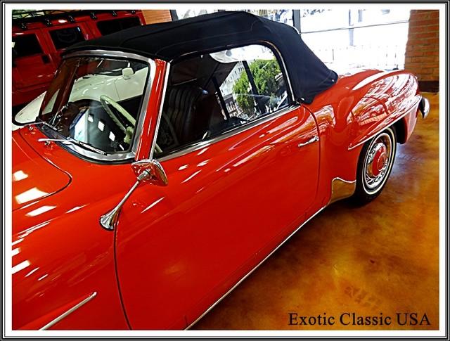 1962 Mercedes-Benz 190SL SL San Diego, California 15