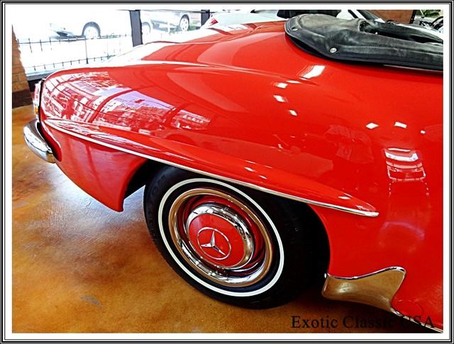 1962 Mercedes-Benz 190SL SL San Diego, California 31