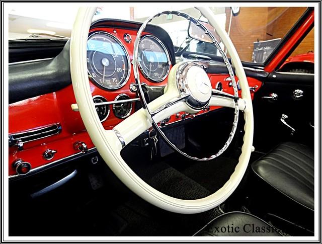 1962 Mercedes-Benz 190SL SL San Diego, California 33