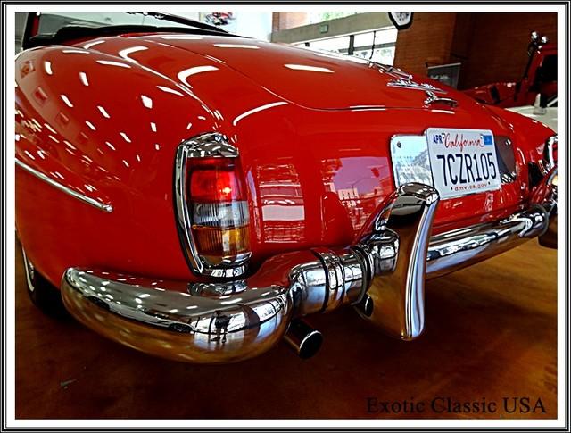 1962 Mercedes-Benz 190SL SL San Diego, California 44