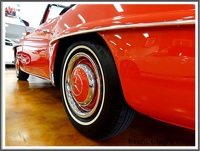 1962 Mercedes-Benz 190SL SL San Diego, California 47