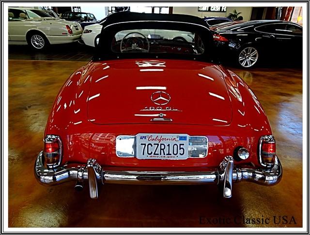 1962 Mercedes-Benz 190SL SL San Diego, California 2