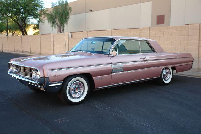 1962 Oldmobile  Eighty Eight 11