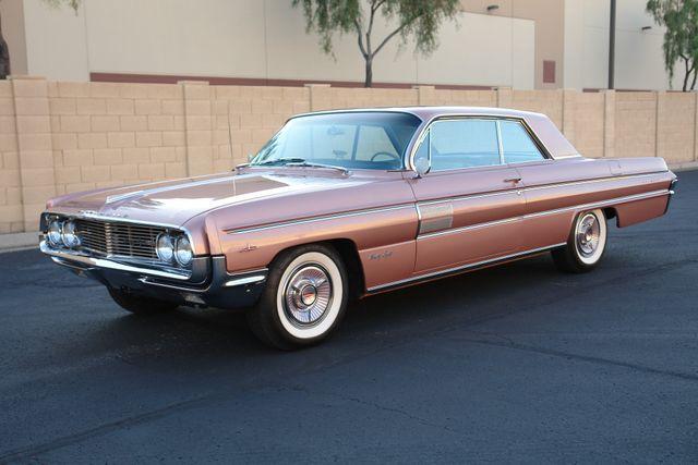 1962 Oldmobile  Eighty Eight 7
