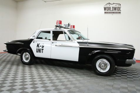 1962 Plymouth BELVEDERE POLICE CAR COLLECTOR SHOW WINNER V8 | Denver, CO | WORLDWIDE VINTAGE AUTOS in Denver, CO