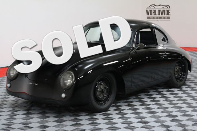 1962 Porsche 356A COUPE OUTLAW RECREATION. $50K+ BUILD! | Denver, CO | WORLDWIDE VINTAGE AUTOS