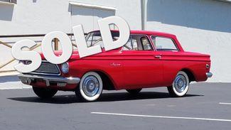 1962 Rambler AMERICAN DELUXE 6 CYL AUTOMATIC 2 DR SPORT COUPE Phoenix, Arizona