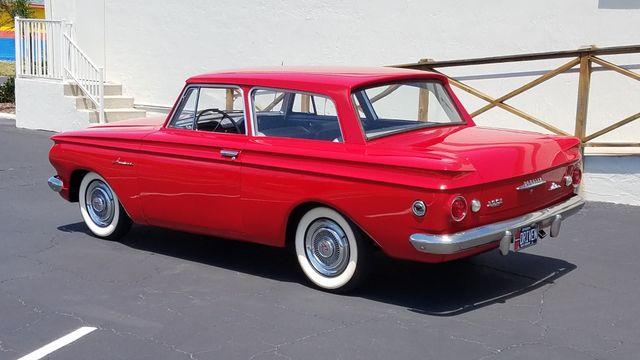 1962 Rambler AMERICAN DELUXE 6 CYL AUTOMATIC 2 DR SPORT COUPE Phoenix, Arizona 2