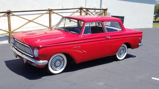 1962 Rambler AMERICAN DELUXE 6 CYL AUTOMATIC 2 DR SPORT COUPE Phoenix, Arizona 5