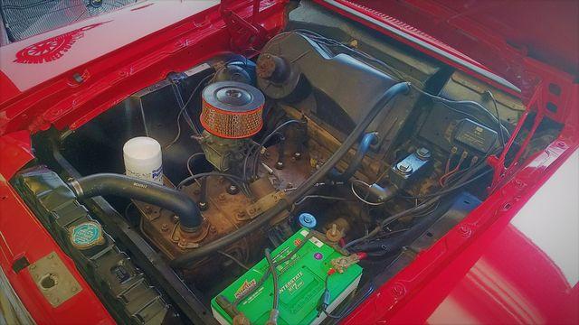 1962 Rambler AMERICAN DELUXE 6 CYL AUTOMATIC 2 DR SPORT COUPE Phoenix, Arizona 3