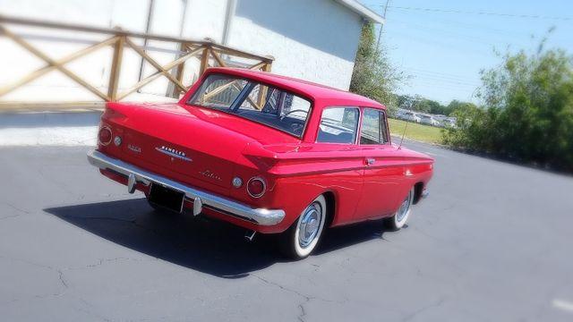 1962 Rambler AMERICAN DELUXE 6 CYL AUTOMATIC 2 DR SPORT COUPE Phoenix, Arizona 14