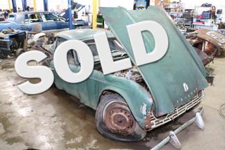 1962 Triumph TR4 in Nashua NH