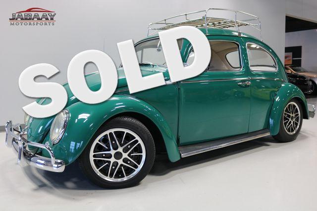 1962 Volkswagen Beetle Merrillville, Indiana 0