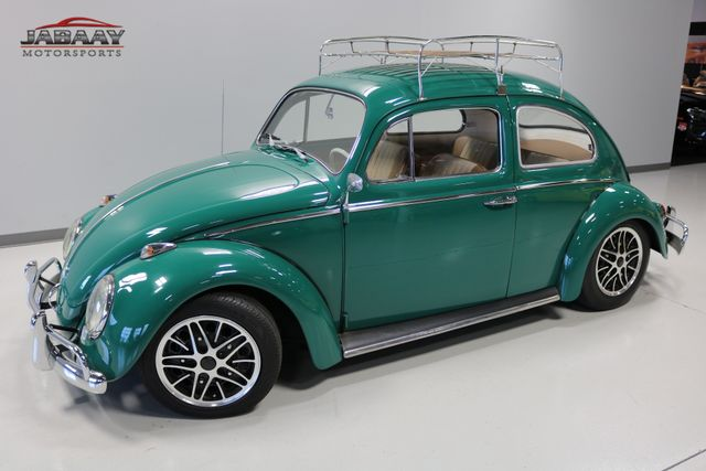 1962 Volkswagen Beetle Merrillville, Indiana 23