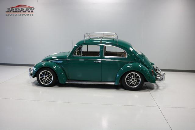 1962 Volkswagen Beetle Merrillville, Indiana 30