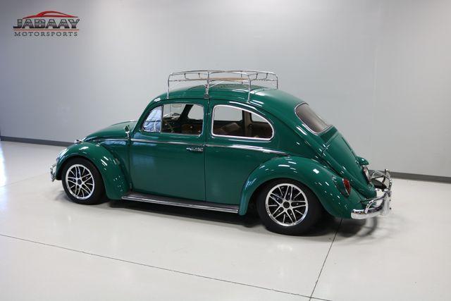 1962 Volkswagen Beetle Merrillville, Indiana 31