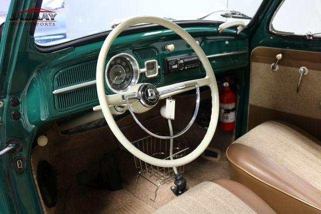 1962 Volkswagen Beetle Merrillville, Indiana 9
