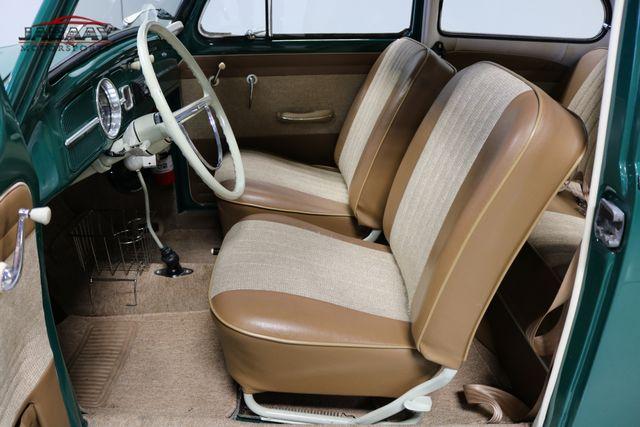 1962 Volkswagen Beetle Merrillville, Indiana 10