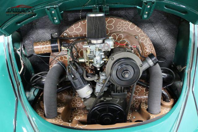 1962 Volkswagen Beetle Merrillville, Indiana 8