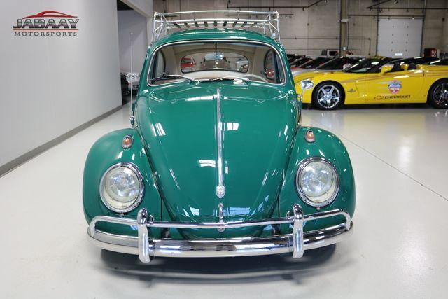 1962 Volkswagen Beetle Merrillville, Indiana 7
