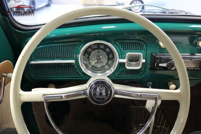 1962 Volkswagen Beetle Merrillville, Indiana 16