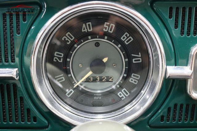 1962 Volkswagen Beetle Merrillville, Indiana 17