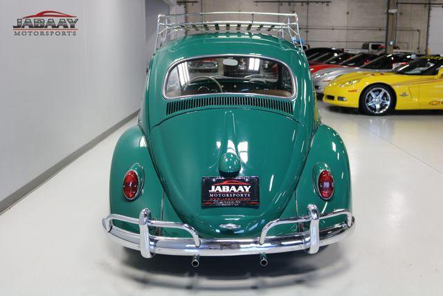 1962 Volkswagen Beetle Merrillville, Indiana 3