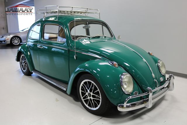 1962 Volkswagen Beetle Merrillville, Indiana 6
