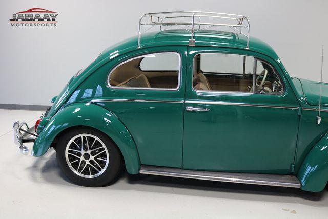 1962 Volkswagen Beetle Merrillville, Indiana 32