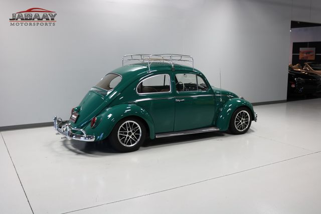 1962 Volkswagen Beetle Merrillville, Indiana 34