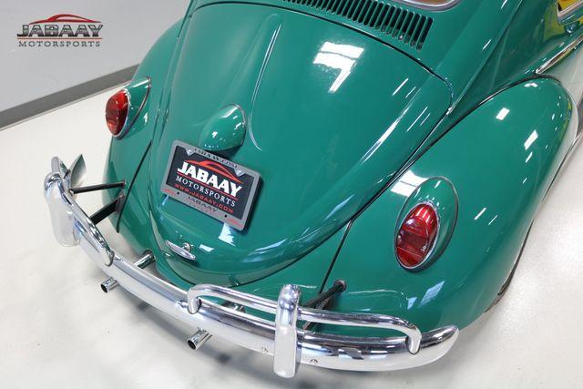 1962 Volkswagen Beetle Merrillville, Indiana 38