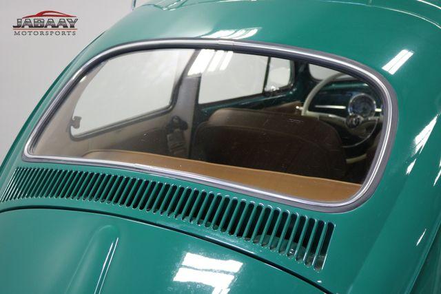 1962 Volkswagen Beetle Merrillville, Indiana 39