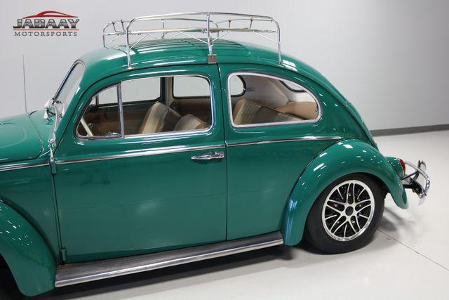 1962 Volkswagen Beetle Merrillville, Indiana 27