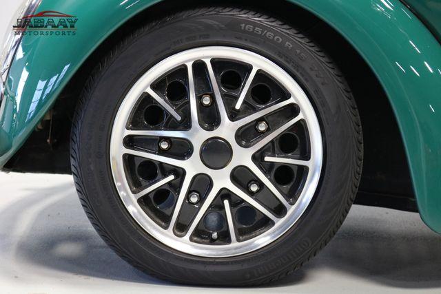 1962 Volkswagen Beetle Merrillville, Indiana 40